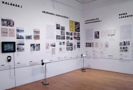 A Tomory Lajos Múzeum fotói a Kassák Múzeumban 1