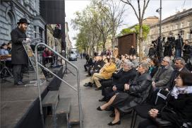 Holokauszt-emléknap - Megemlékezés a Terror Háza