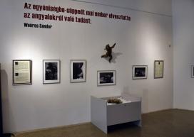 Metamorfózis - Dömötör Mihály fotóművész kiállítása