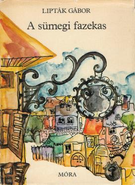 A sümegi fazekas borítója – A kötetet Fekete Mária illusztrálta