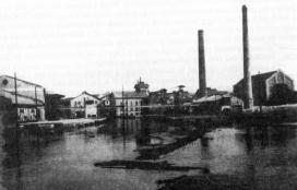A Zagyva lassú apadása (Cukorgyár, 1963)