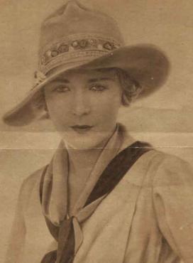 Bánky Vilma színésznő