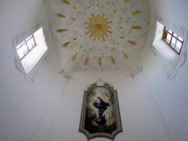 A Batthyány kastély kápolnája
