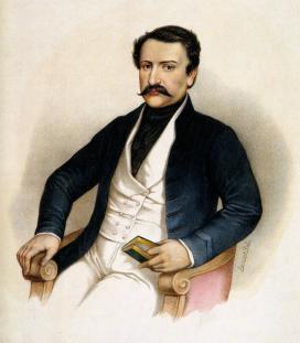 Benesch Pál: Deák Ferenc képmása