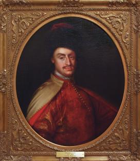 Benjamin Block: Esterházy Pál arcképe
