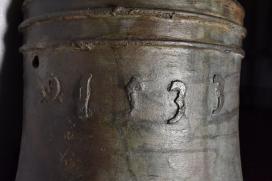 A bolhási harang felirata