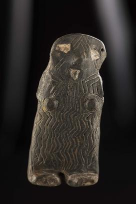 Idol, Kor: középső neolitikum, Bükki kultúra, Kr. e. VI. évezred közepe – V. évezred közepe\r\n