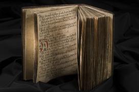 Kéziratos himnuszgyűjtemény