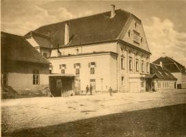 Színház a kolozsvári Farkas utcában