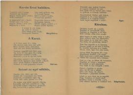 Meskó Cyrill versei