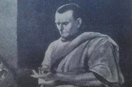 Munkácsy Mihály Pilátus alakja a Református Élet címlapján