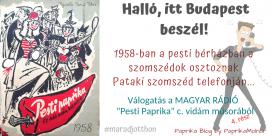 Pesti Paprika: a magyar rádió kabaréműsora