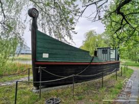Potyka, a bőgőshajó