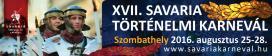 XVII. Savaria Történelmi Karnevál