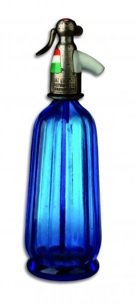 Szódás üveg