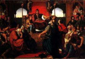 Than Mór: Attila lakomája