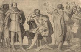 Than Mór: Széchenyi ünneplése