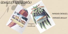 Üdvözlet Szegedről