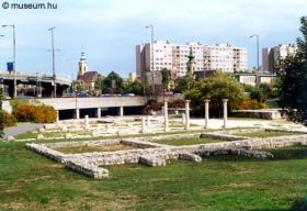 Ruins of the Roman spa