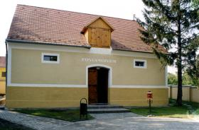The museum building