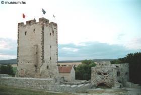 The Nagyvázsony castle