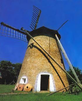 The Windmill of Csókás