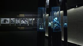 The Introductory Space of the Permanent Exhibition