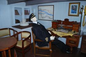 Lajta Monitor Múzeumhajó