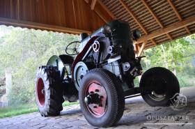 Mezőgazdasági gépgyűjtemény