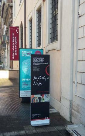 Debreceni kiállítással nyitott a Római Modern Művészetek Galériája
