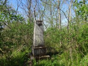 A négy csendőr síremléke, Rácörs