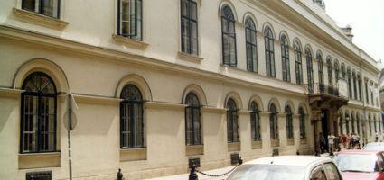 &#169 Petőfi Irodalmi Múzeum<br>A múzeum épülete