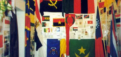 The first permanent flag exhibition of the world