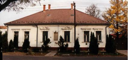 A Petőfi Emlékszoba épülete