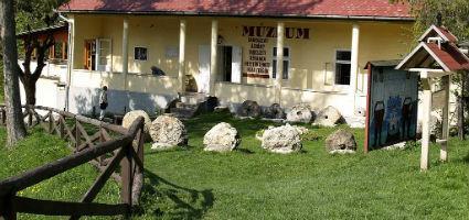 A múzeum épülte