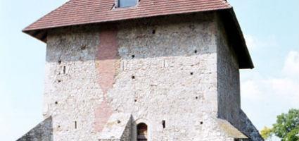 A gótikus lakótorony