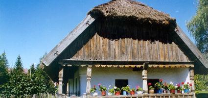 © Szabadtéri Néprajzi Gyűjtemény (Falumúzeum)<br>A múzeum épülete