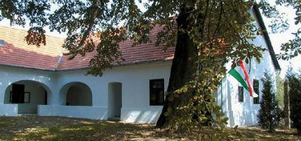 © Noszlopy Kúria<br>A múzeum épülete