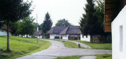 The museum village