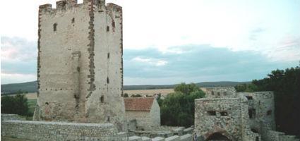 A nagyvázsonyi vár