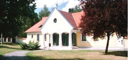 A Falumúzeum és az Olajipari Múzeum közös bejárata