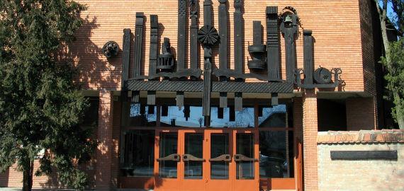 József Attila Múzeum főépület