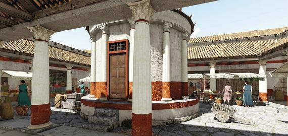 Stop.Shop - Műhelyek és boltok világa a római kori Aquincumban
