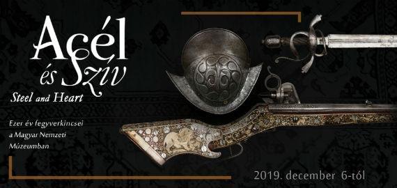 Acél és szív - 1000 év történeti fegyverei