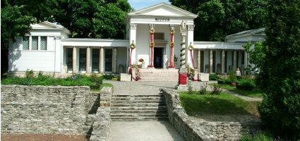Aquincumi Múzeum, Budapest