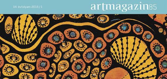 Artmagazin 85.