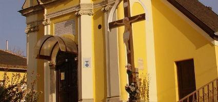 Conti kápolna, Budapest