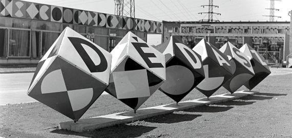 A Dél-Dunántúli Áramszolgáltató Vállalat DÉDÁSZ számítógépközpontja