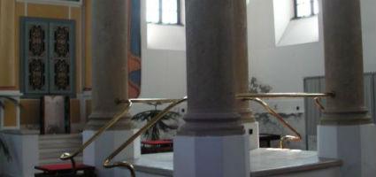 Faluház (volt zsinagóga), Apostag