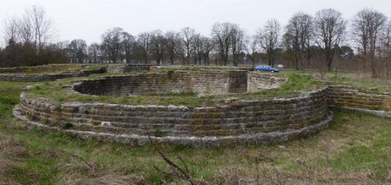 Fenékpusztai római erőd